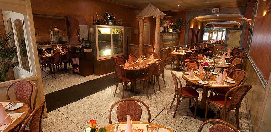 Bizarro restaurant 2