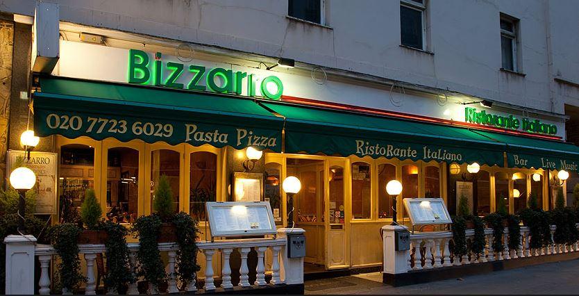 Bizarro restaurant