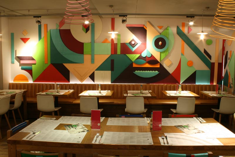 Wahaca en Covent Garden