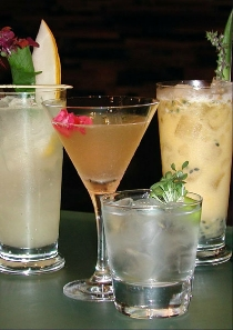Zuma_cocktails