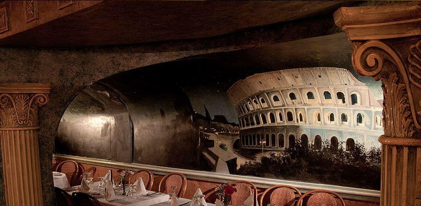 bizarro restaurant 3