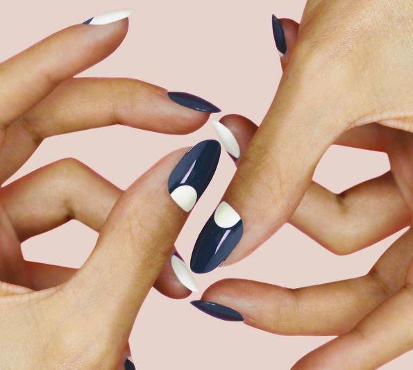 tendencia uñas ovaladas